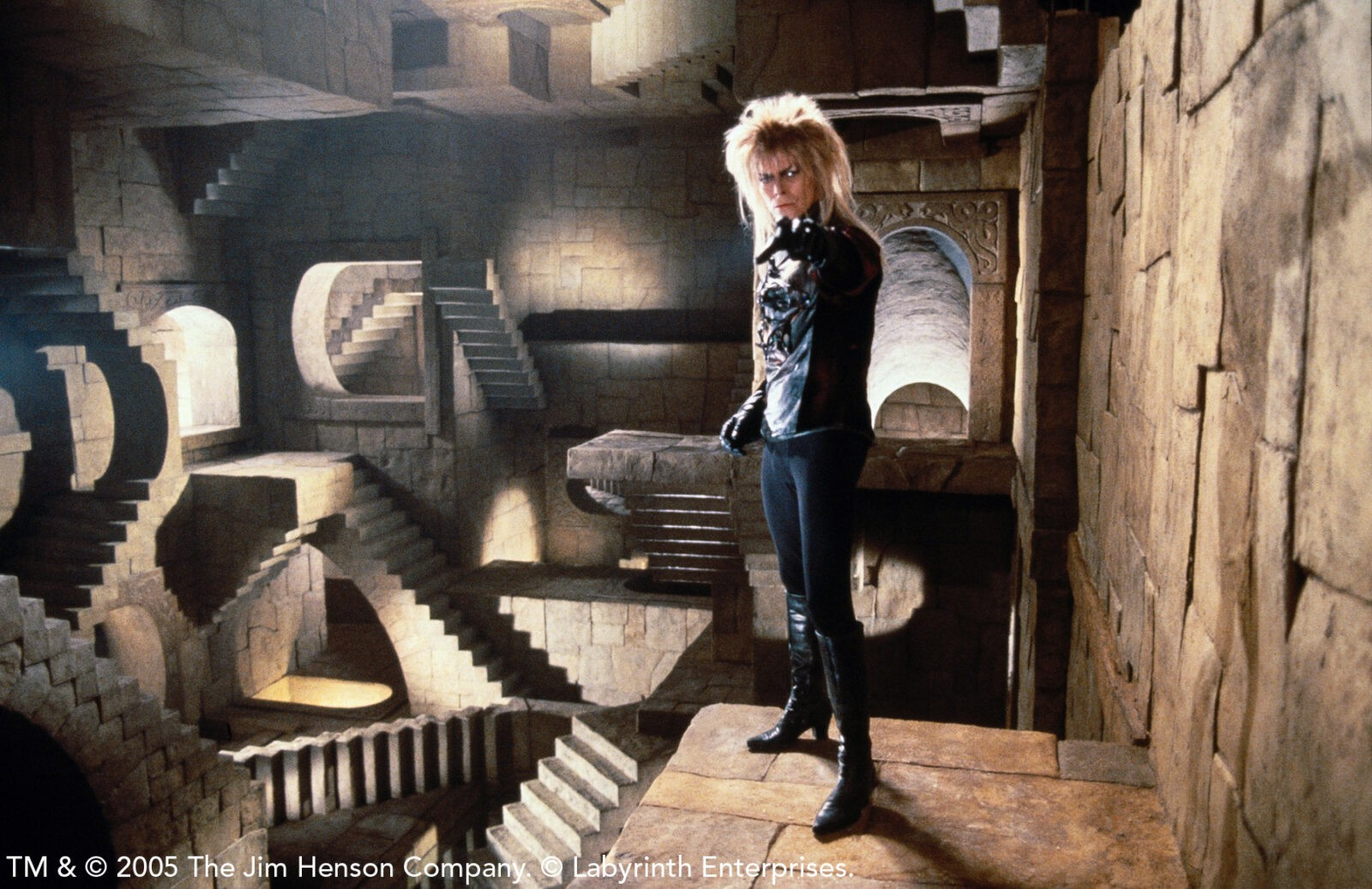 Whatever Happened to Jareth the Goblin King?