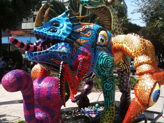 Read more about the article An Alebrije